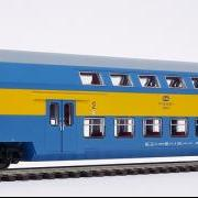 Wagon osobowy 2 kl Bdhpumn (Piko 97044)