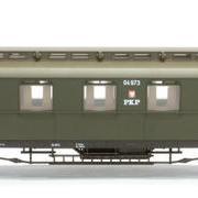 Wagon osobowy 2 kl Bhxxz (Parowozik Fleischmann B-05_609_Bhxxz )